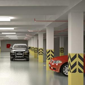Автостоянки, паркинги Верхних Кигов