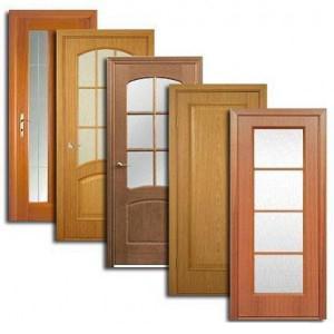 Двери, дверные блоки Верхних Кигов