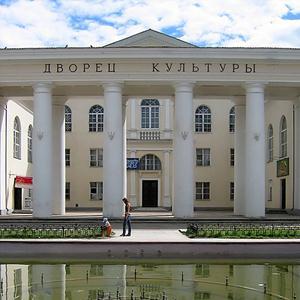 Дворцы и дома культуры Верхних Кигов