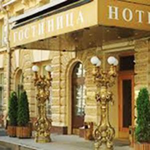 Гостиницы Верхних Кигов