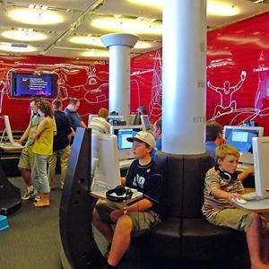 Интернет-кафе Верхних Кигов
