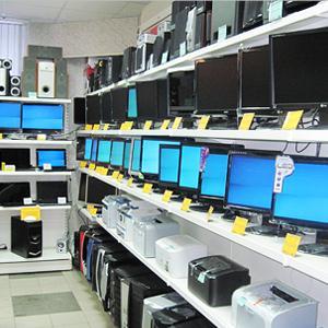 Компьютерные магазины Верхних Кигов