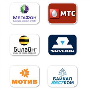 Операторы сотовой связи Верхних Кигов