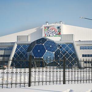 Спортивные комплексы Верхних Кигов